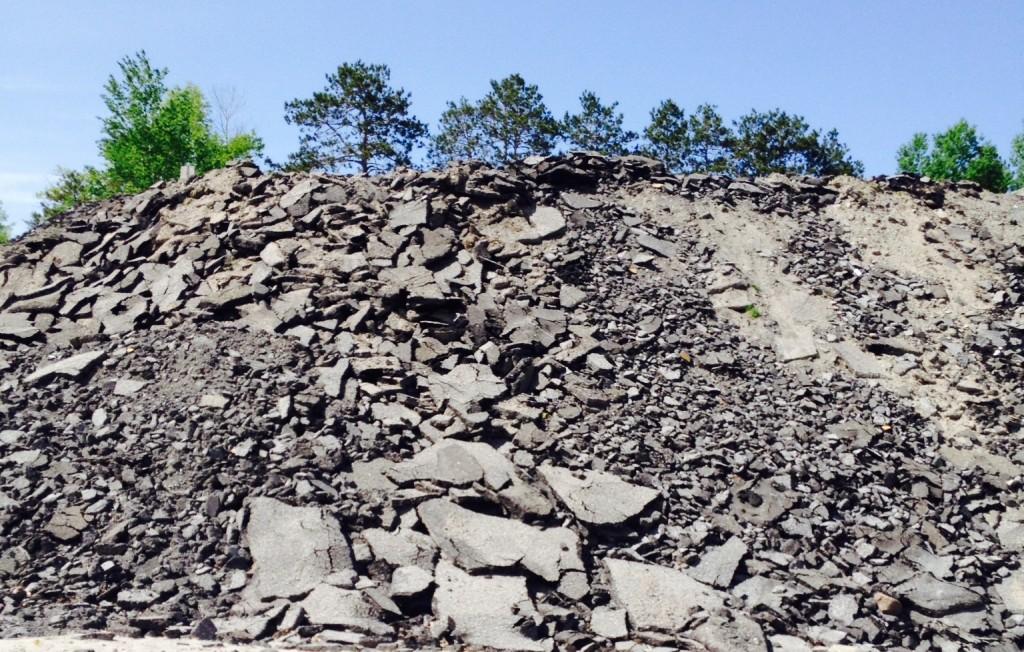 Asphalt Dump